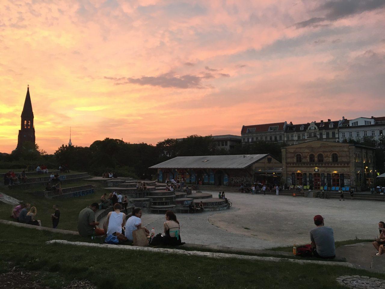 Gorlitzer Park, Berlin
