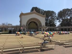 San Diego Spreckels Organ in Balboa Park